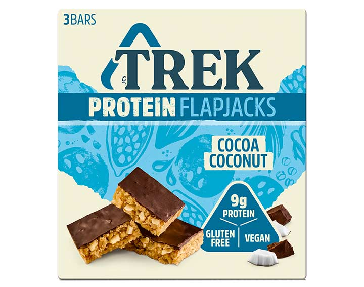 Flapjack Cocoa Coconut 3x50g