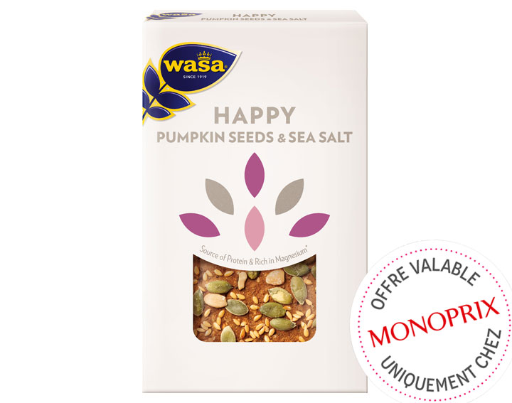 Wasa Happy 150g