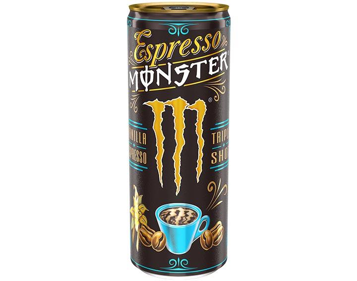 Espresso Monster & Vanilla 250ml