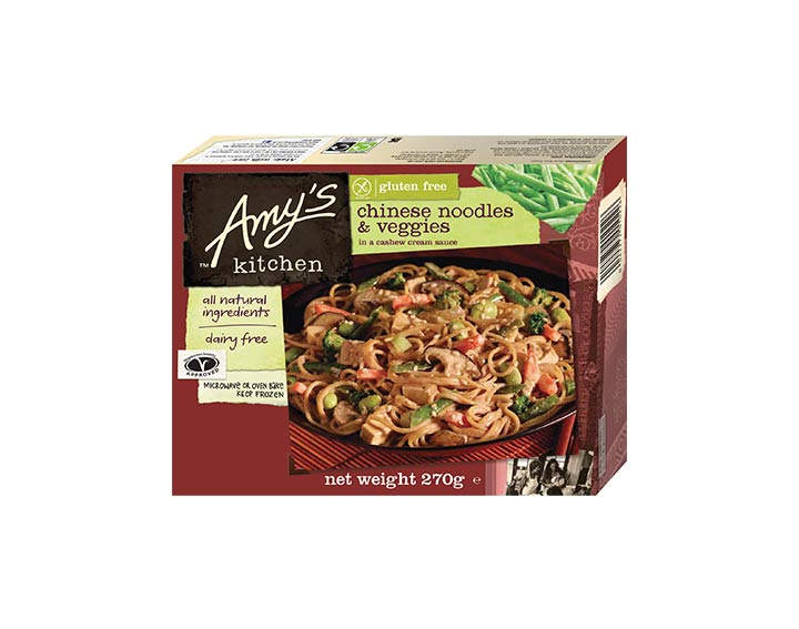 Gluten Free Chinese noodles 270g