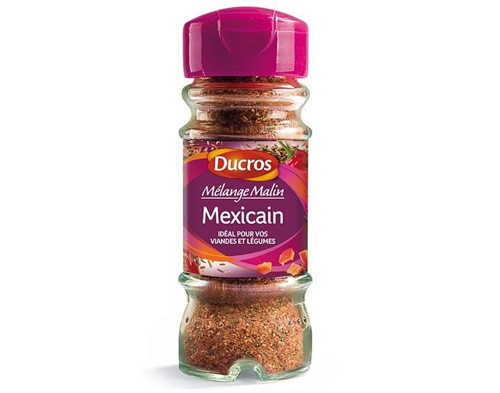 Flacon Mélange Malin Mexicain