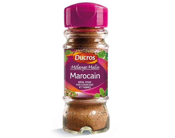 Flacon Mélange Malin Marocain