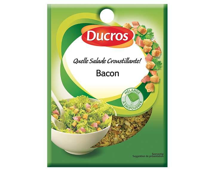 Sachet Quelle Salade croustillante ! Bacon