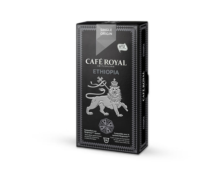 Café Royal Ethiopia