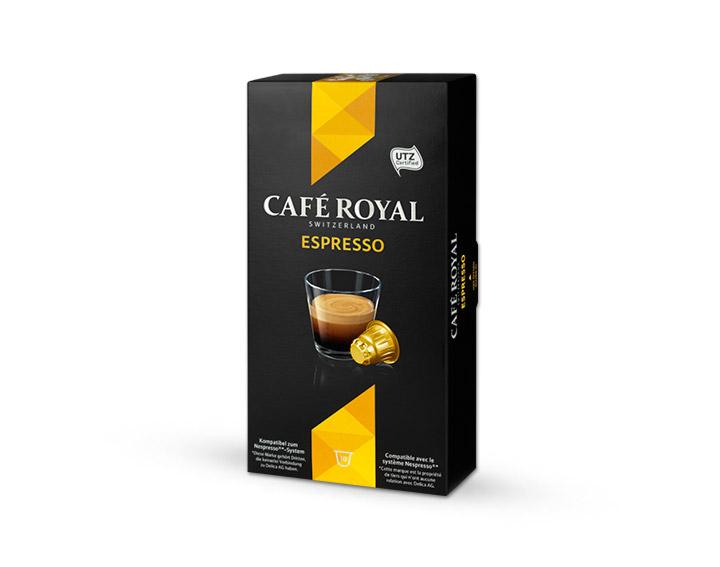 Café Royal Espresso
