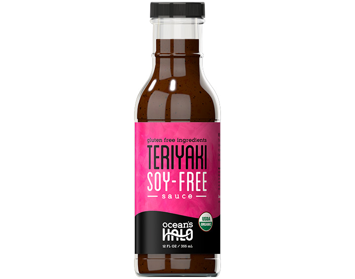 Organic Teriyaki Soy-free Sauce 335ml