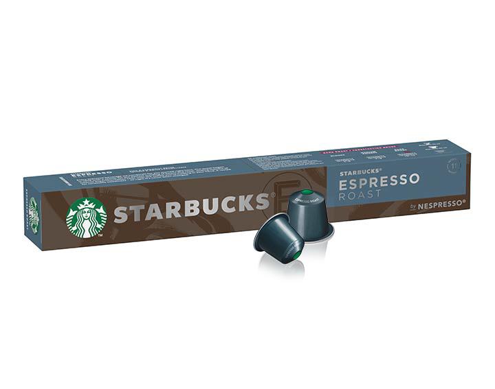 Espresso Roast, Intensité 11