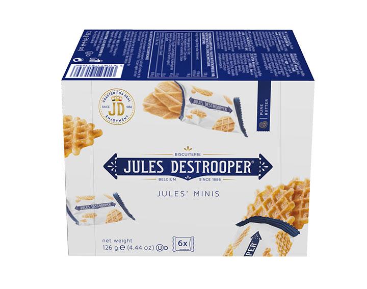 Jules' Minis 126g