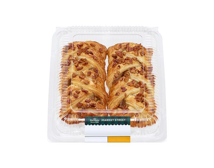 Maple Pecan Plait twin pack