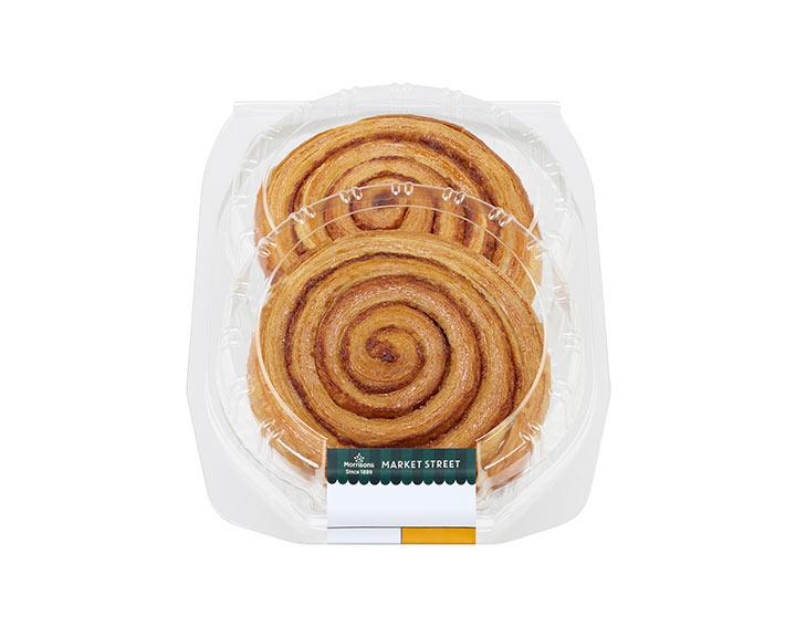 Cinnamon Swirl twin pack
