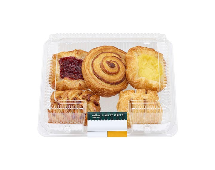 Mini Danish Selection 5 pack