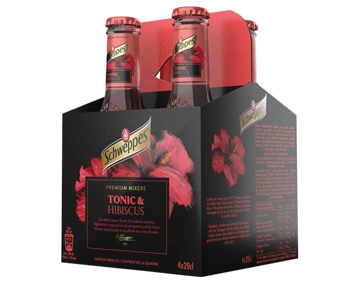 Tonic saveur Fleur d'Hibiscus
