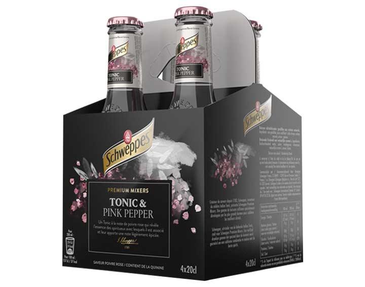 Tonic Pink Pepper