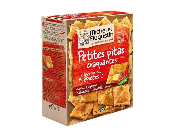 Petites Pitas aux piments 90g