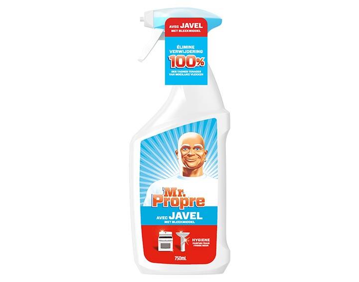 Mr. Propre Spray Nettoyant Javel 75cl