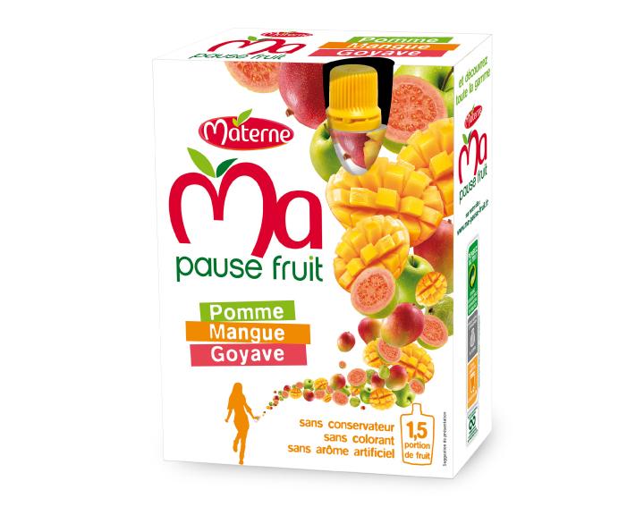 Ma Pause Fruit - Pomme Mangue Goyave