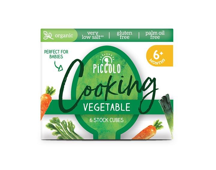 Stock Cubes Vegetable 6x8g