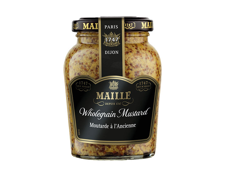 Wholegrain Mustard 210g