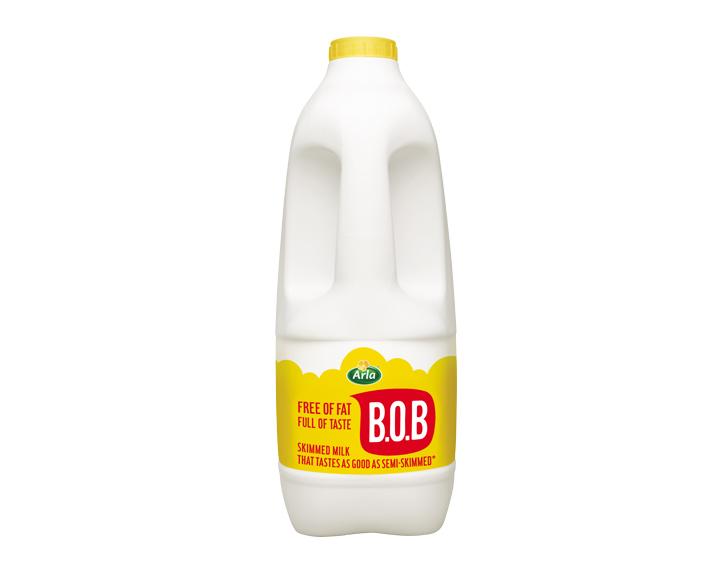 Arla B.O.B Milk 1.3L/2L