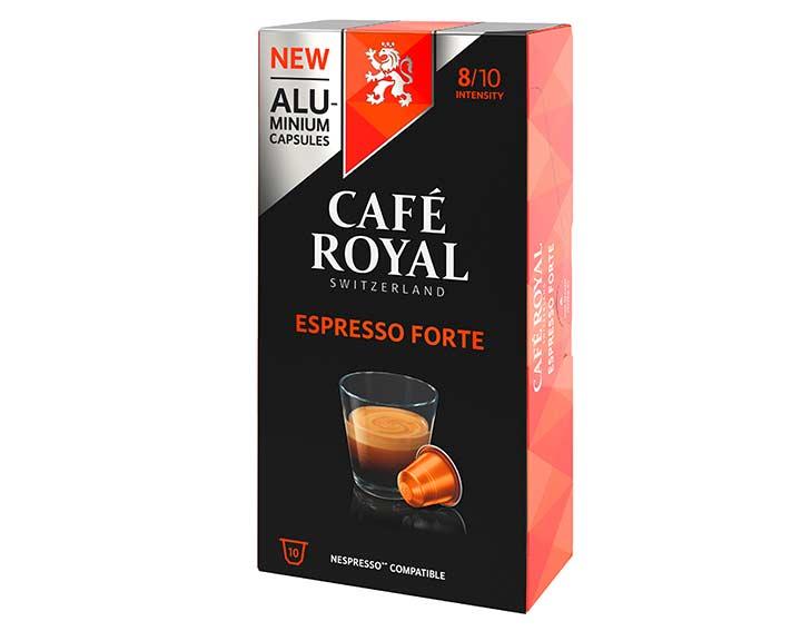 Café Royal Espresso Forte x10 capsules