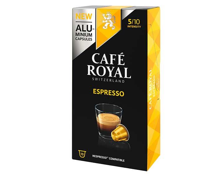 Café Royal Espresso x10 capsules