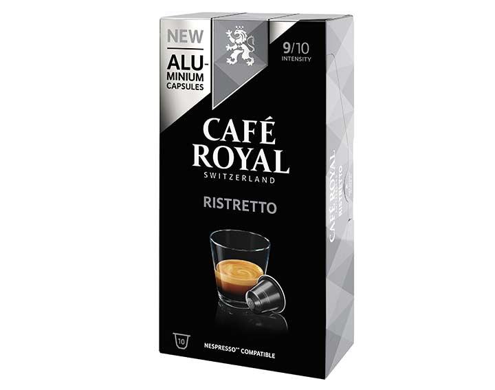 Café Royal Ristretto x10 capsules