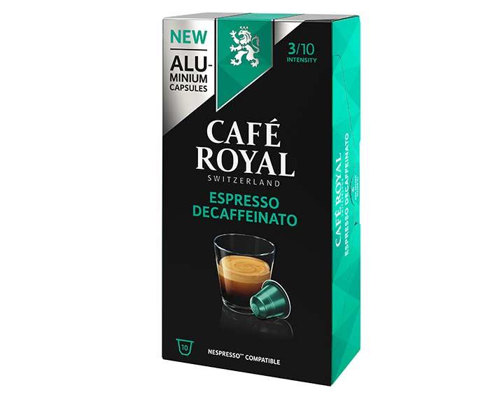Café Royal Décaffeinato x10 capsules