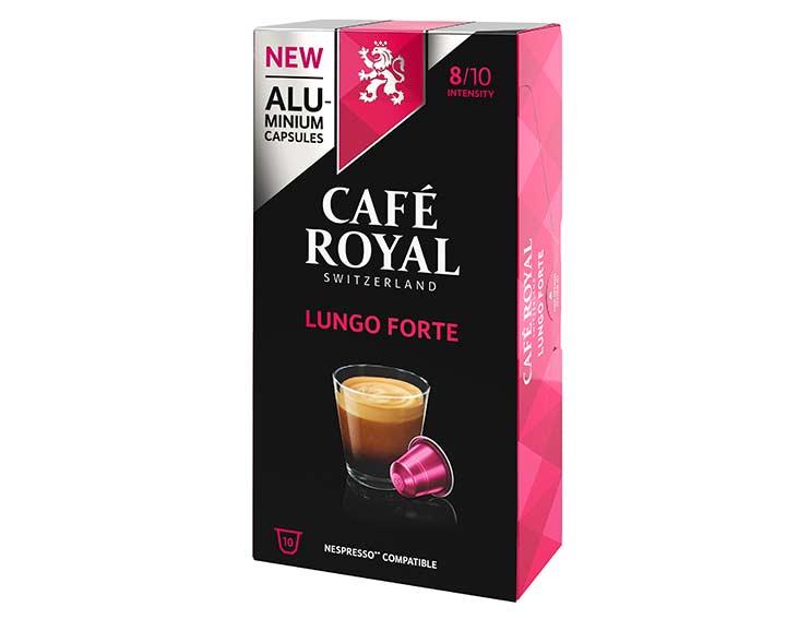 Café Royal Lungo Forte x10 capsules