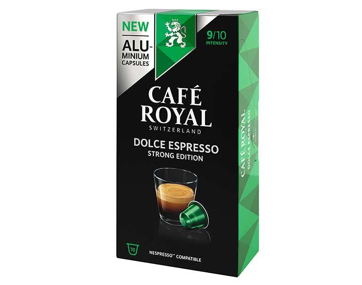 Café Royal Dolce Espresso x10 capsules