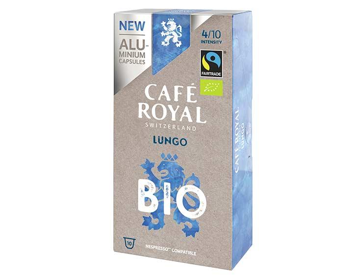 Café Royal Bio Lungo x10 capsules