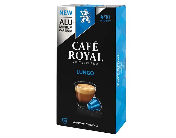 Café Royal Lungo x10 capsules