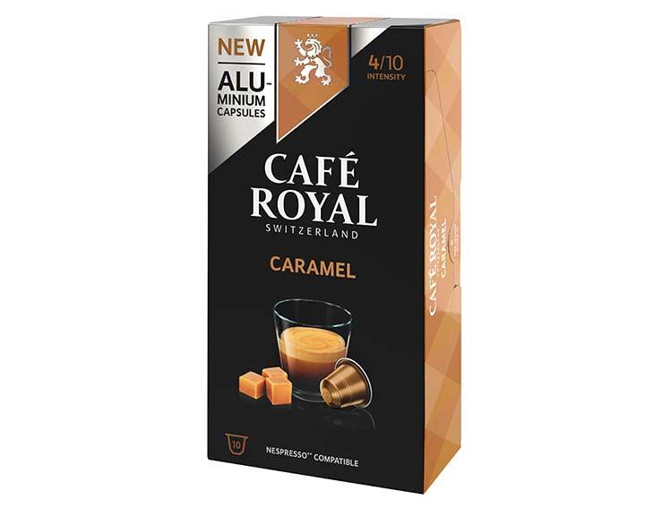 Café Royal Caramel x10 capsules