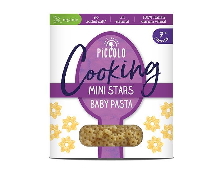 Mini Stars Baby Pasta 500g
