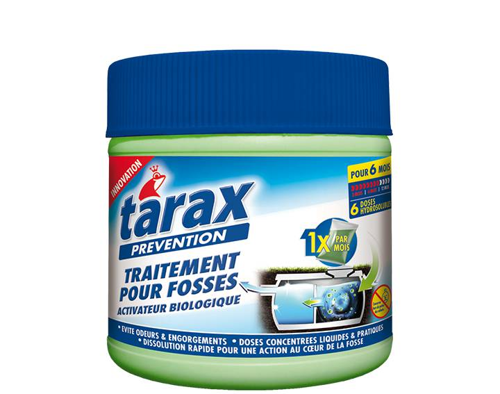 Fosse septique doses hydrosolubles 6 mois