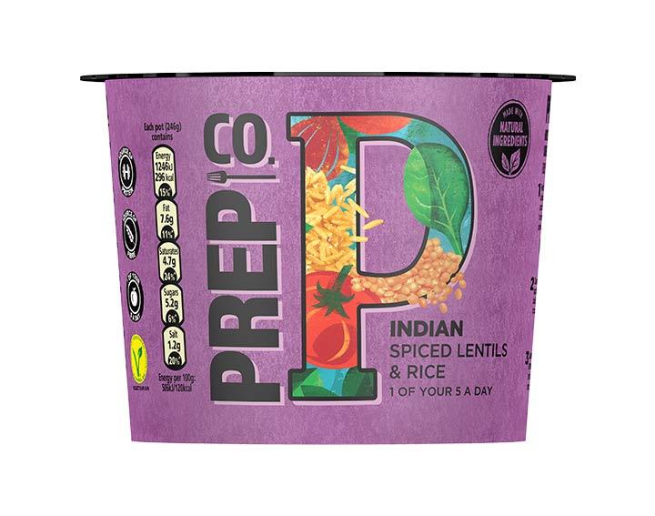Indian Rice 72g