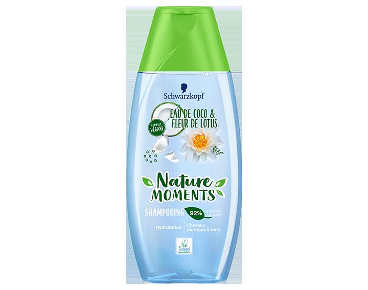 Shampooing Hydratation à l'Eau de Coco
