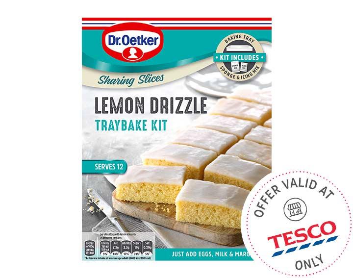 Lemon Drizzle 375g