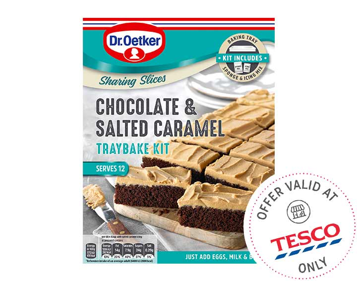 Chocolate & Salted Caramel 425g
