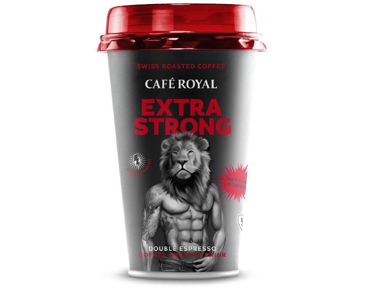 Café prêt à boire Extra Strong (Double Expresso) - 230ml
