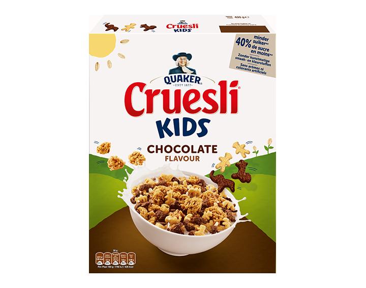 Cruesli Kids Chocolat 400g