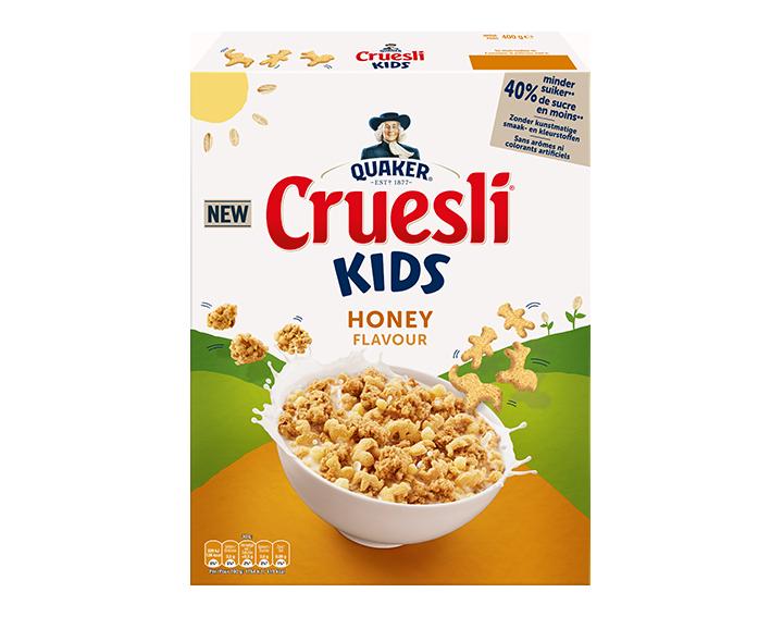 Cruesli Kids Honing 400g