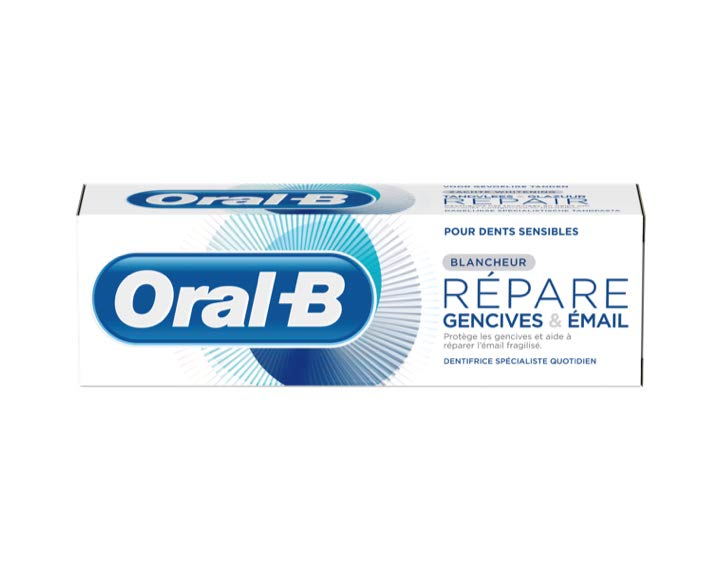 Oral-B Répare Gencives & Email Blancheur