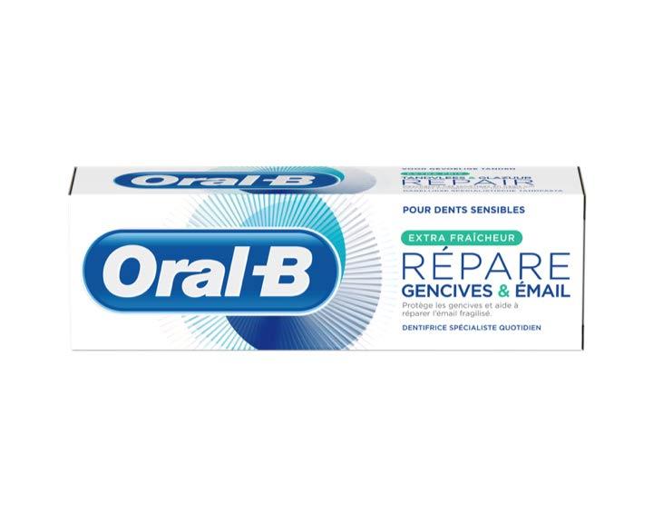Oral-B Répare Gencives & Email Extra Fraîcheur