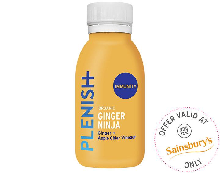 Ginger Ninja 60ml