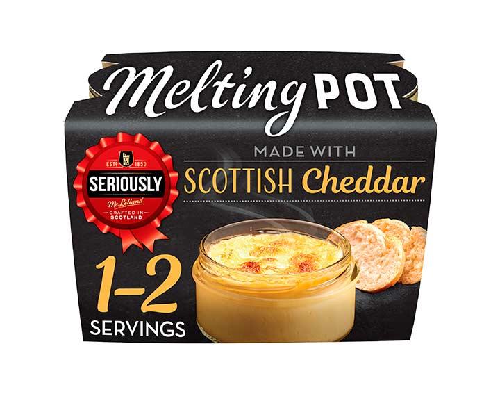 NEW Seriously Melting Pot