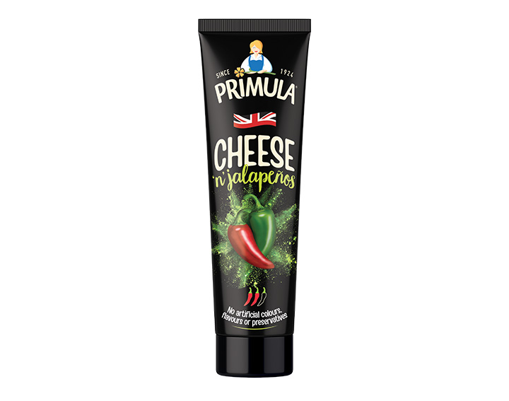 Primula Cheese 'n' Jalapeño 150g