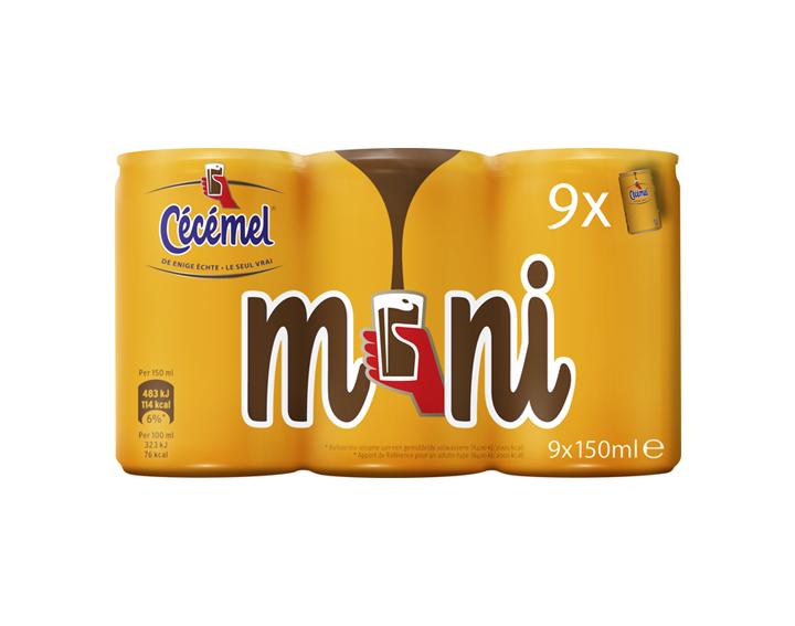 Mini 9x150ml