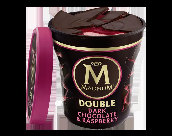 Magnum Double Dark Raspberry 440ml
