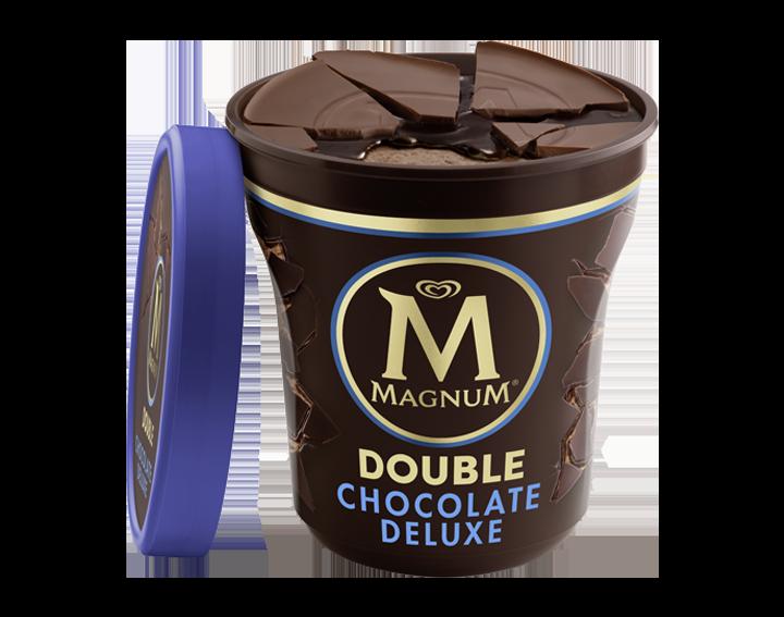 Magnum Double Chocolate Deluxe 440ml