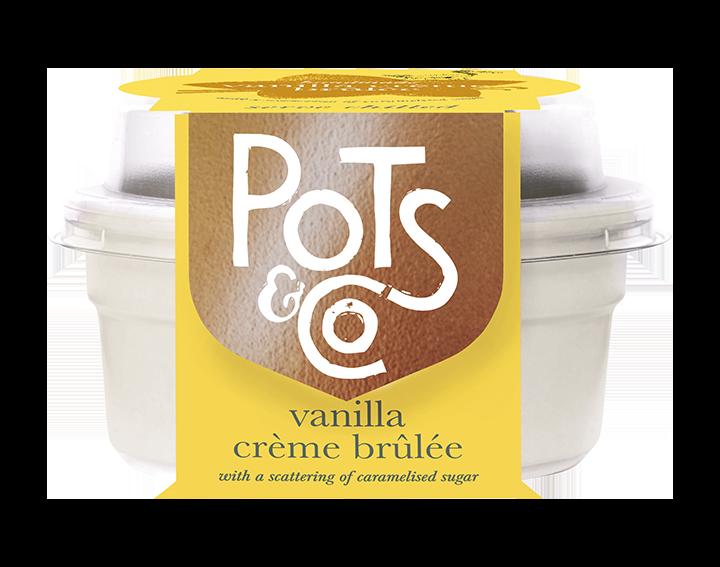 vanilla crème brûlée 90g